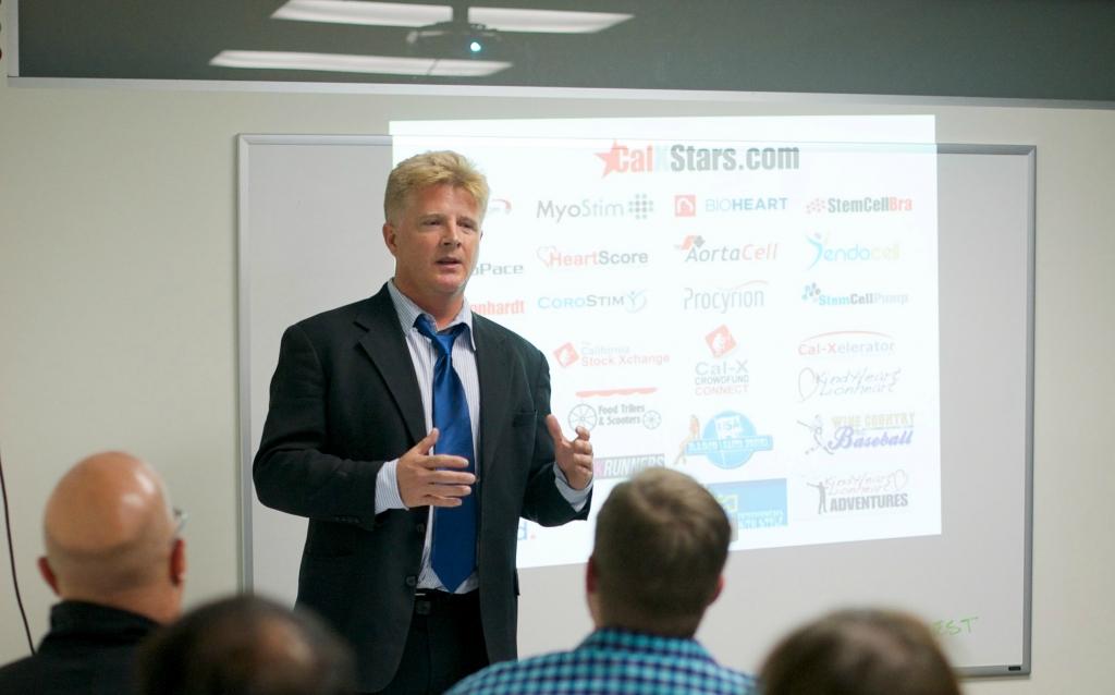 Howard Leonhardt SCV Startup